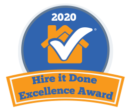 DriForce Hire it Done Excellence Award